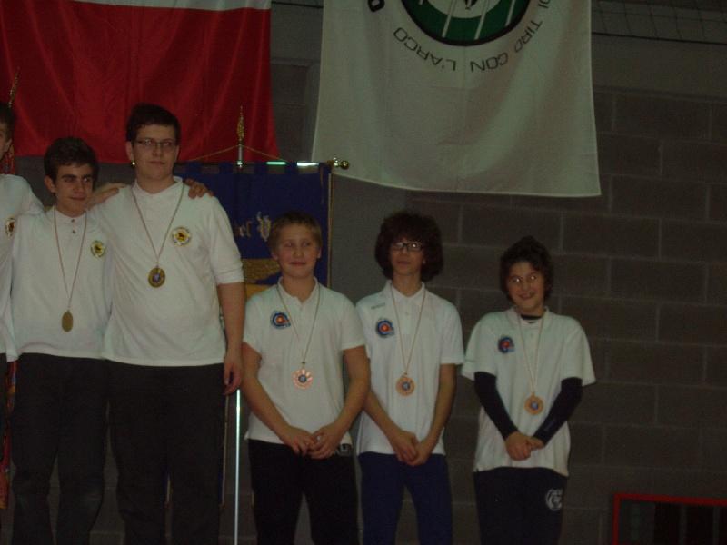 Campionato Regionale Indoor