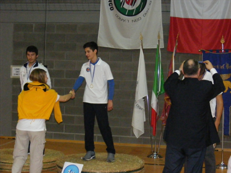 Campionato Regionale Indoor - Olimpico / Compound - Mareno di Piave_5