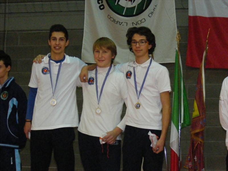 Campionato Regionale Indoor - Olimpico / Compound - Mareno di Piave_7