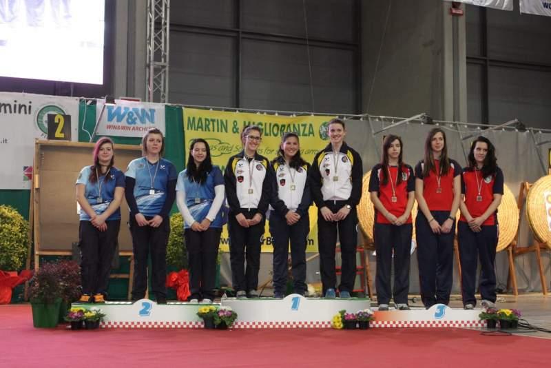 Campionati italiani indoor Rimini 27-28 febbraio-6