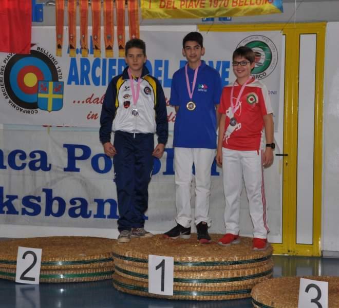Campionato Regionale Indoor 2017-16