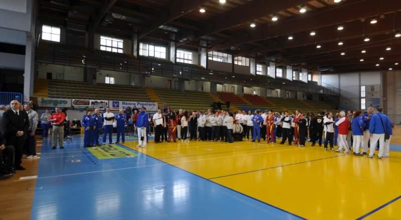 Campionato Regionale Indoor 2017-1