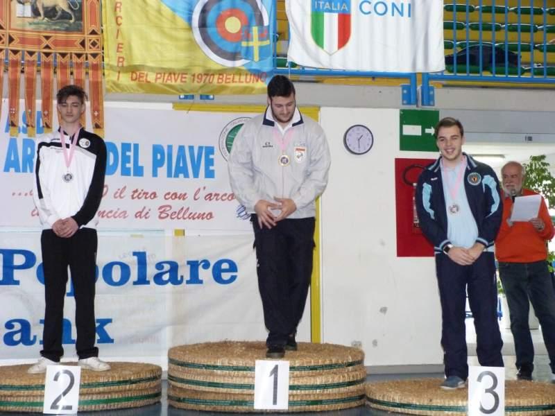 Campionato Regionale Indoor 2017-26