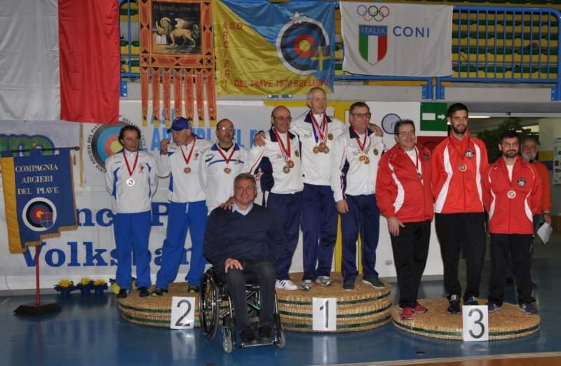 Campionato Regionale Indoor 2017-8