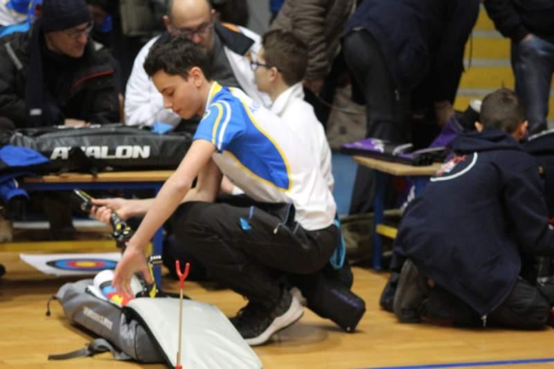 Campionato Regionale Indoor - XXI Memorial Luigi Tormen-174