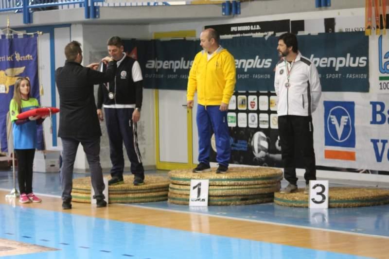 Campionato Regionale Indoor - XXI Memorial Luigi Tormen-180