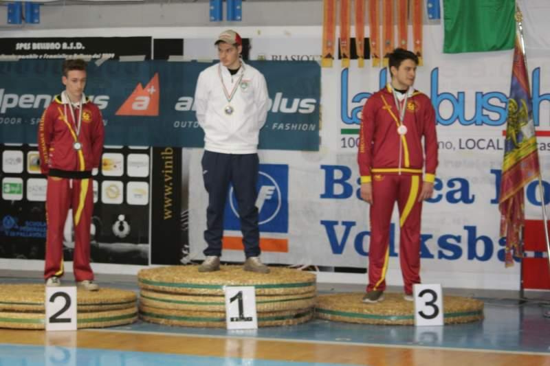 Campionato Regionale Indoor - XXI Memorial Luigi Tormen-187