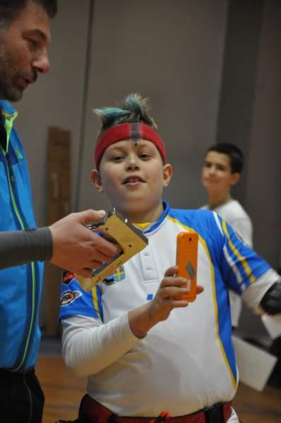 Campionato Regionale Indoor - XXI Memorial Luigi Tormen-501