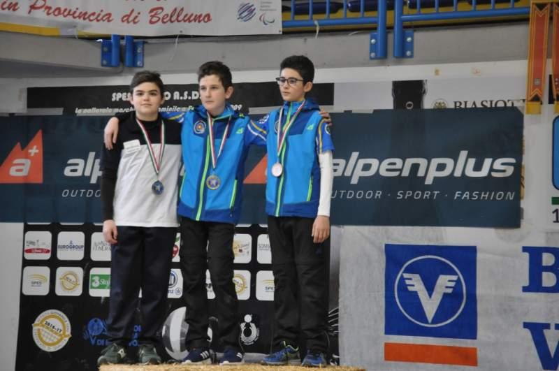 Campionato Regionale Indoor - XXI Memorial Luigi Tormen-560