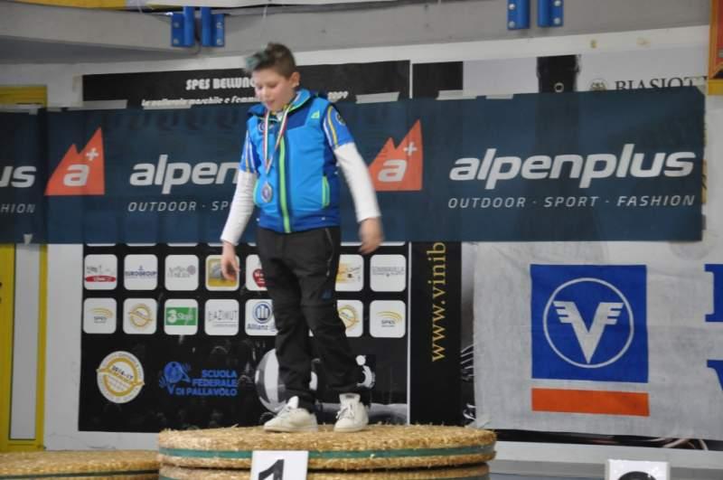 Campionato Regionale Indoor - XXI Memorial Luigi Tormen-565
