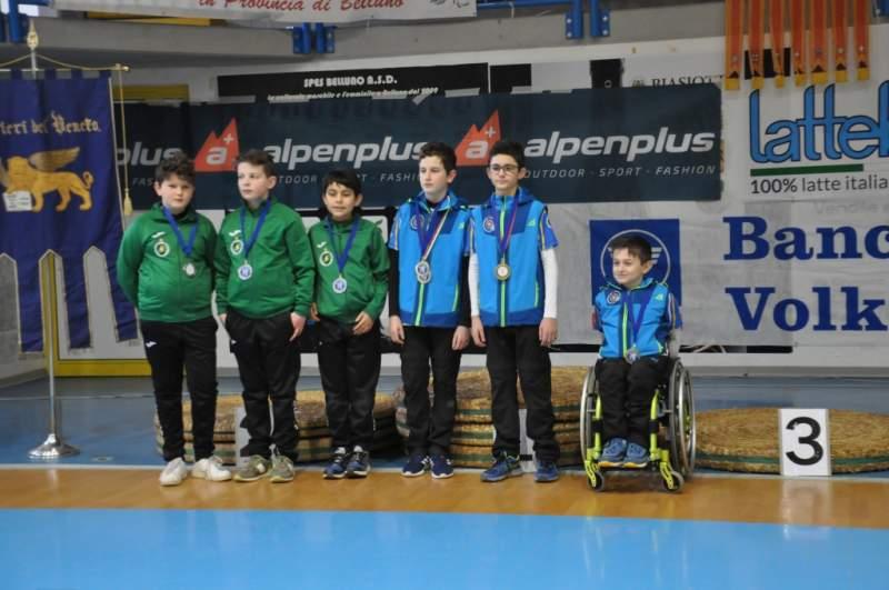Campionato Regionale Indoor - XXI Memorial Luigi Tormen-566