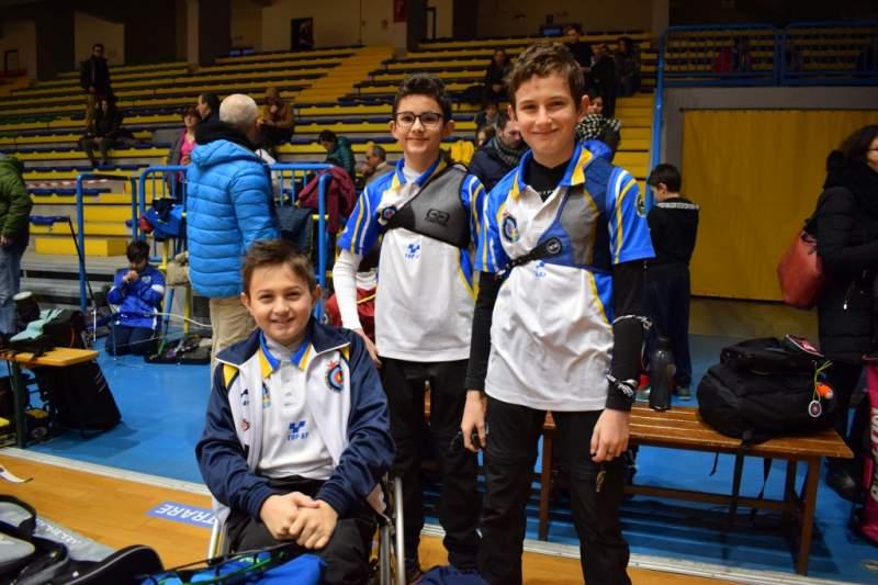 Campionato Regionale Indoor - XXI Memorial Luigi Tormen-578