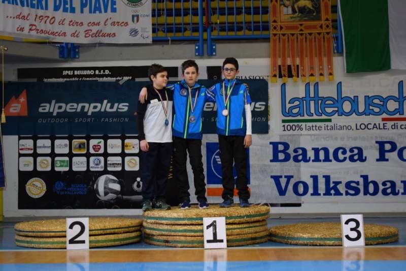 Campionato Regionale Indoor - XXI Memorial Luigi Tormen-620