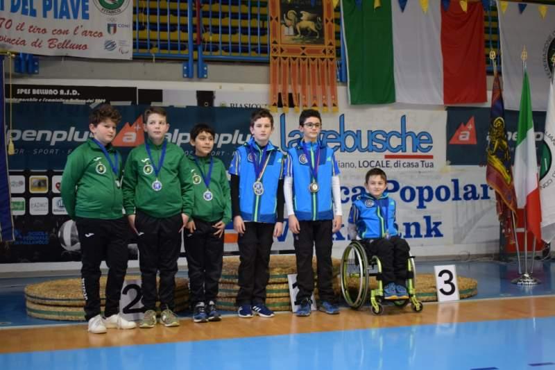 Campionato Regionale Indoor - XXI Memorial Luigi Tormen-630