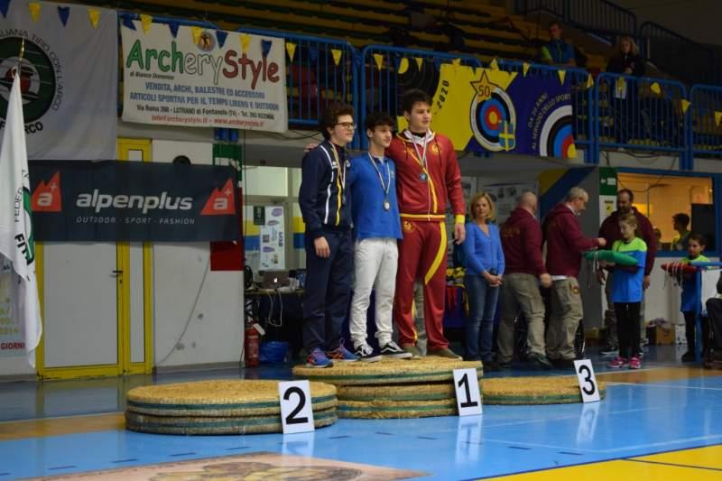 Campionato Regionale Indoor - XXI Memorial Luigi Tormen-656