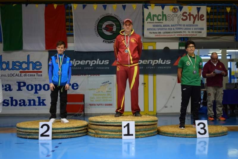 Campionato Regionale Indoor - XXI Memorial Luigi Tormen-660