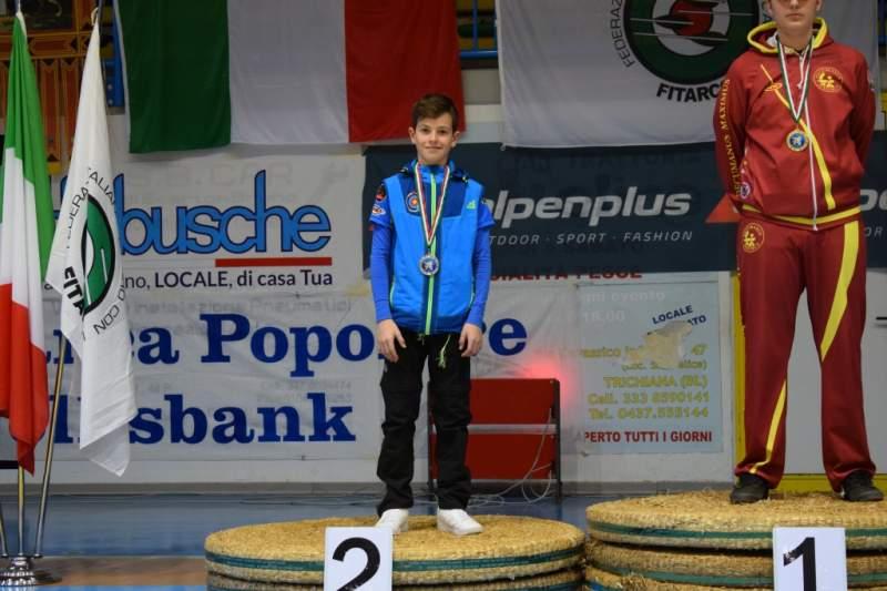 Campionato Regionale Indoor - XXI Memorial Luigi Tormen-661