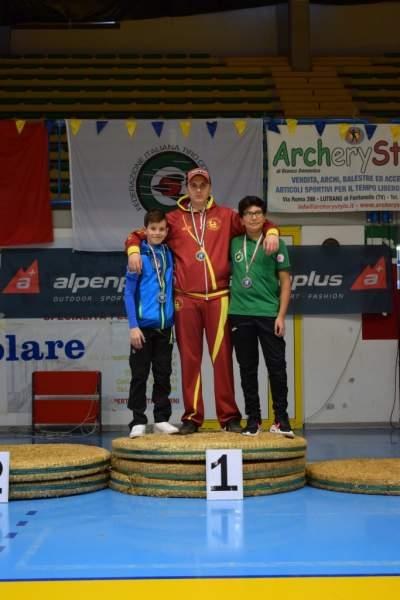 Campionato Regionale Indoor - XXI Memorial Luigi Tormen-662