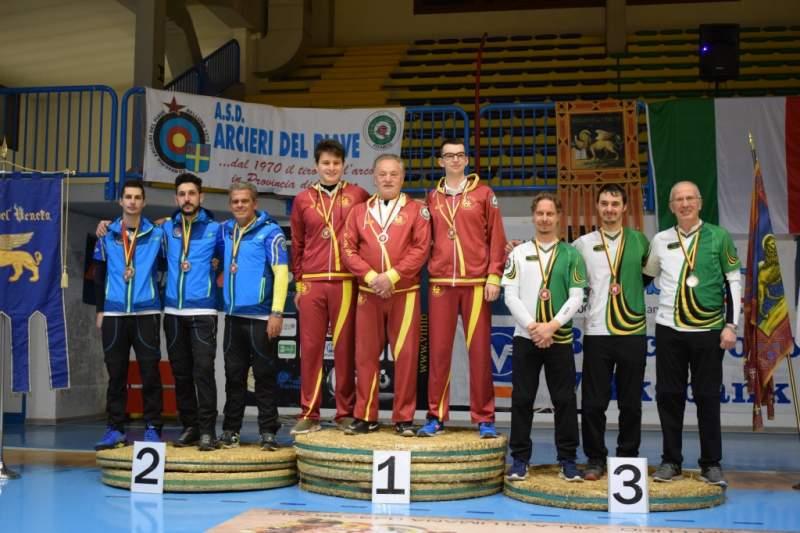 Campionato Regionale Indoor - XXI Memorial Luigi Tormen-700