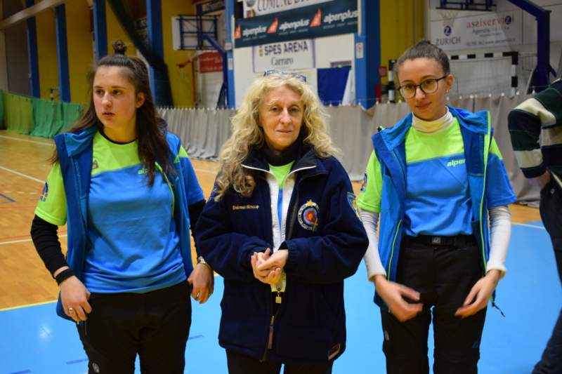 Campionato Regionale Indoor - XXI Memorial Luigi Tormen-701