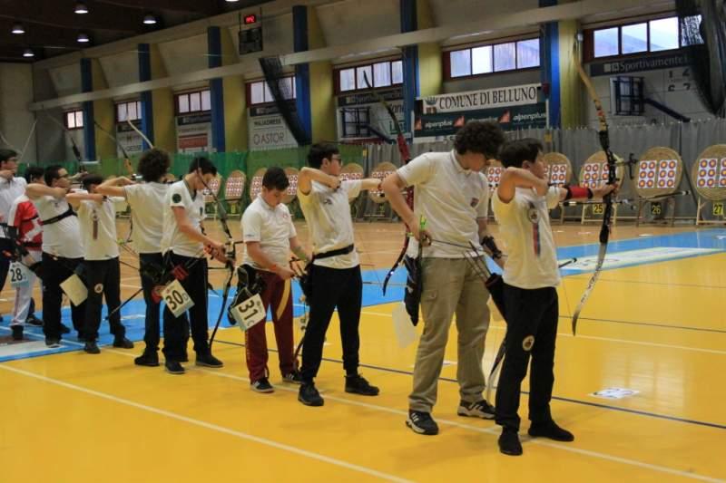 Campionato Regionale Indoor - XXI Memorial Luigi Tormen-720