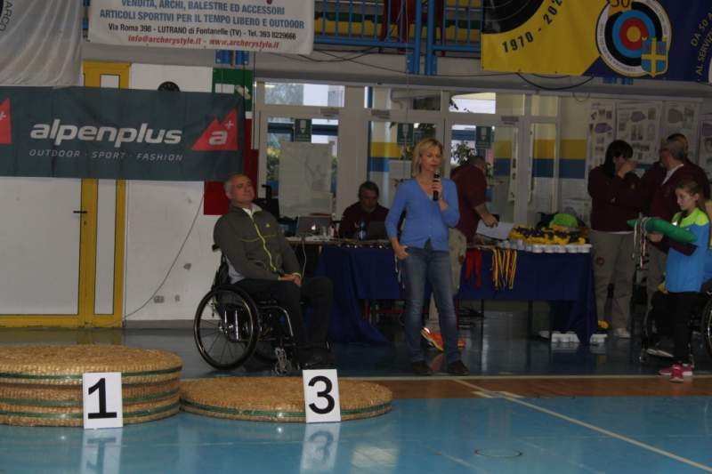 Campionato Regionale Indoor - XXI Memorial Luigi Tormen-750