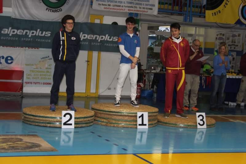 Campionato Regionale Indoor - XXI Memorial Luigi Tormen-758