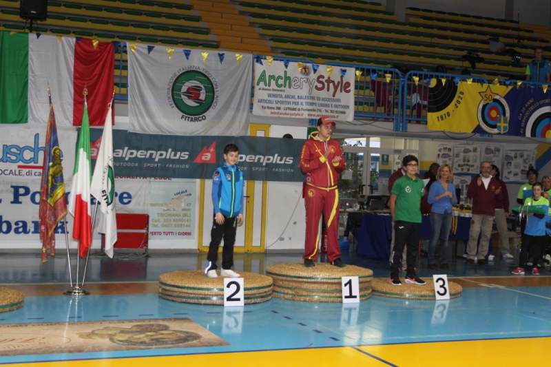 Campionato Regionale Indoor - XXI Memorial Luigi Tormen-762
