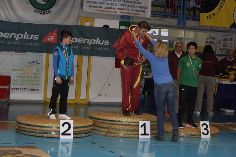 Campionato Regionale Indoor - XXI Memorial Luigi Tormen-764