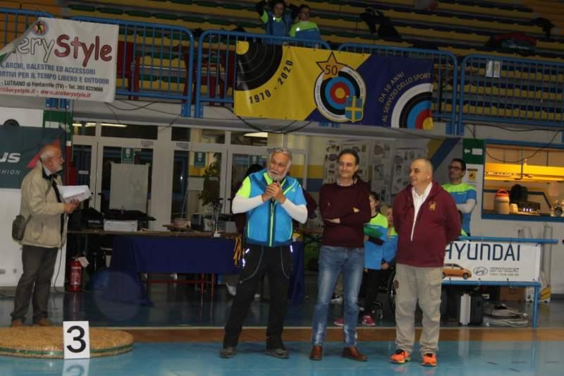 Campionato Regionale Indoor - XXI Memorial Luigi Tormen-800