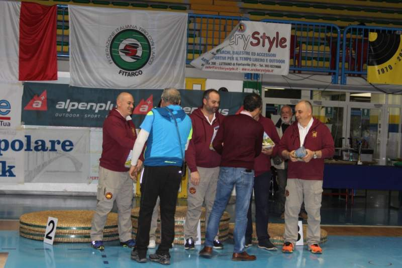 Campionato Regionale Indoor - XXI Memorial Luigi Tormen-807