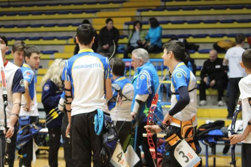 Campionato Regionale Indoor - XXI Memorial Luigi Tormen-93