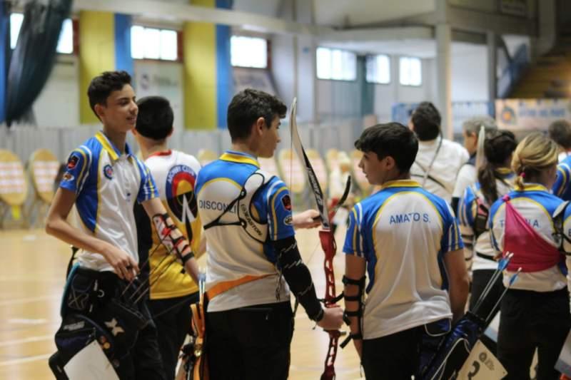 Campionato Regionale Indoor - XXI Memorial Luigi Tormen-94